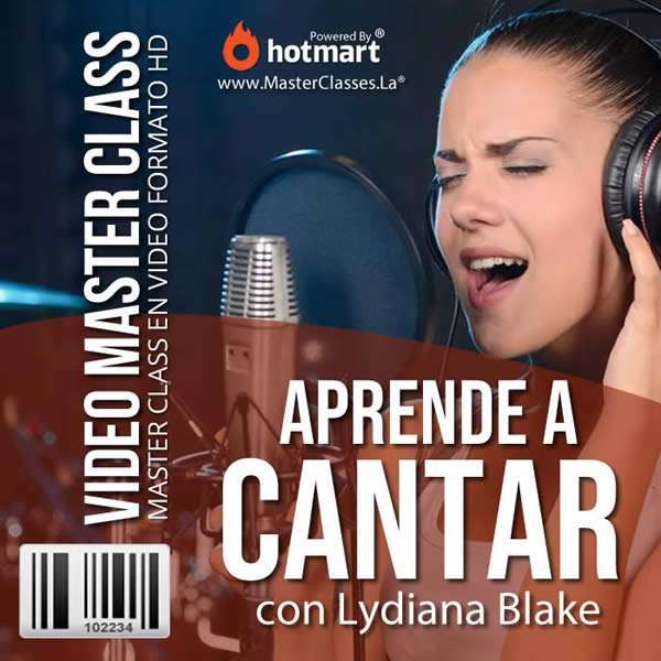 aprende a cantar by reverso academy cursos master classes online
