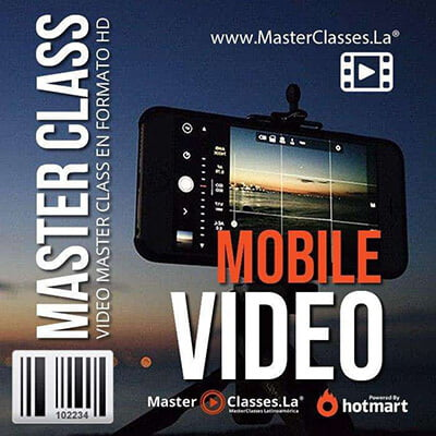 programa mobile video by reverso academy cursos master classes online