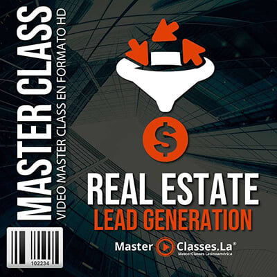 real state lead generation by reverso academy cursos master classes online
