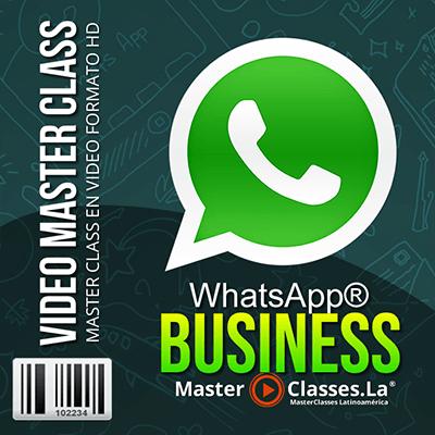 programa whatsapp ecommerce strategies master classes online
