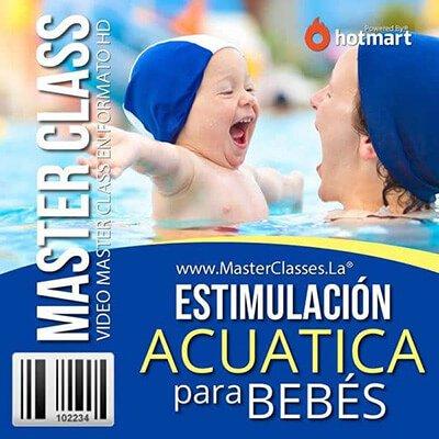 programa estimulación acuática para bebés by reverso academy cursos master classes online