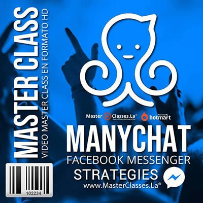 manychat strategies by reverso academy cursos master classes online
