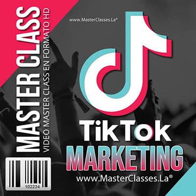 programa tik tok marketing by reverso academy cursos master classes online
