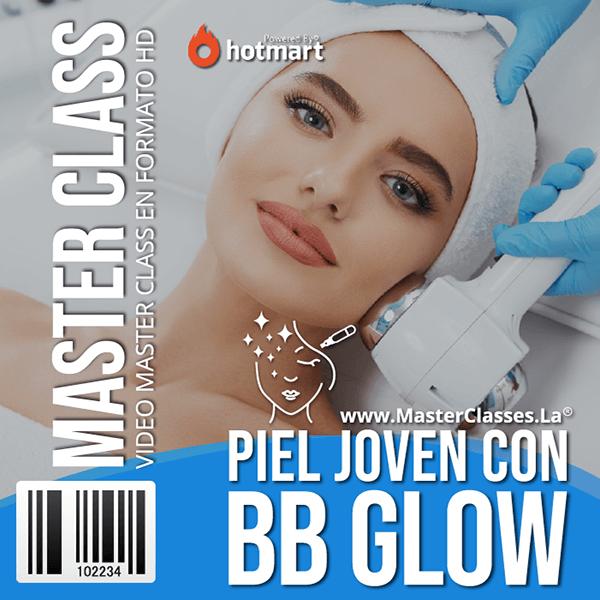 Belleza Facial con BBGlow by reverso academy cursos clases online