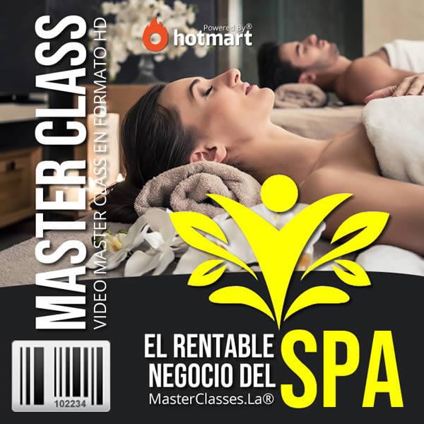 El Rentable Negocio del Spa by reverso academy cursos clases online