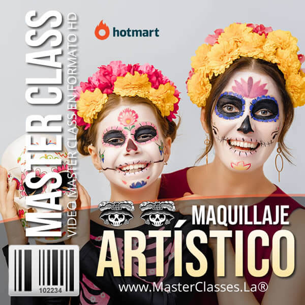 Maquillaje Artístico by reverso academy cursos online clases