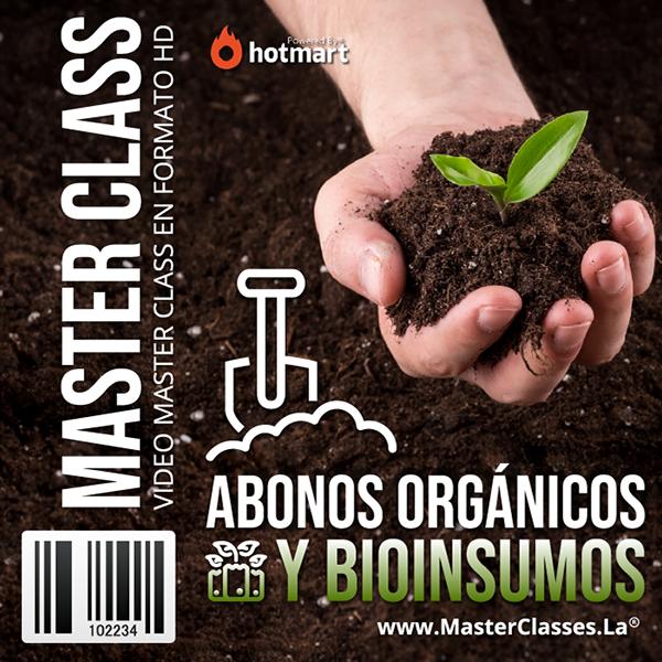 Abono Orgánico y Bioinsumos