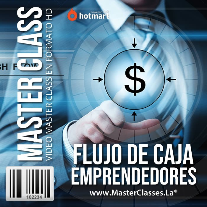 Flujo de Caja para Emprendedores by reverso academy cursos online clases