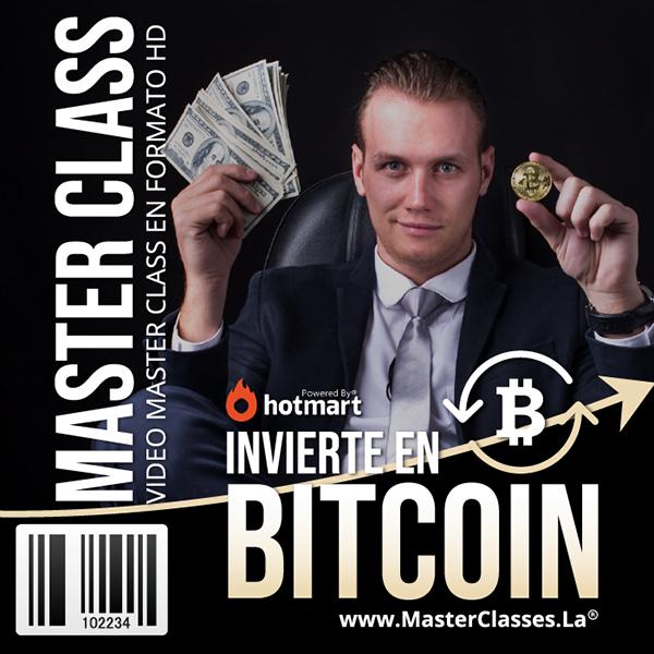 Invierte en Bitcoin by reverso academy cursos online clases