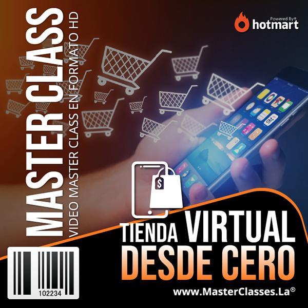 Tienda Virtual desde Cero by reverso academy cursos online clases