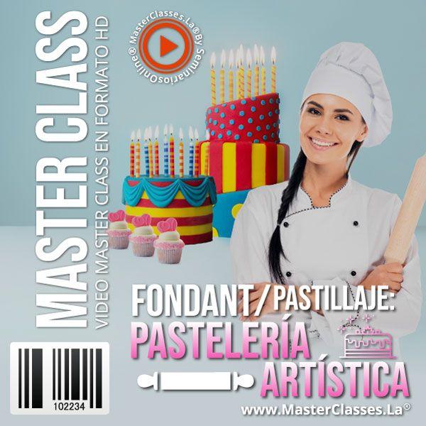 fondant pastillaje pasteleria artística by reverso academy cursos online clases